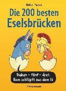 Cover-Bild zu Pautner, Norbert: Die 200 besten Eselsbrücken - merk-würdig illustriert
