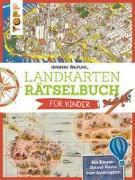 Cover-Bild zu Pautner, Norbert: Landkartenrätselbuch für Kinder