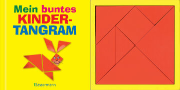 Cover-Bild zu Pautner, Norbert: Mein buntes Kindertangram-Set