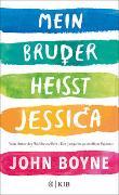 Cover-Bild zu Boyne, John: Mein Bruder heißt Jessica