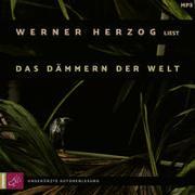 Cover-Bild zu Herzog, Werner: Das Dämmern der Welt