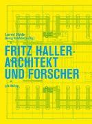 Cover-Bild zu Stalder, Laurent (Hrsg.): Fritz Haller