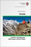 Cover-Bild zu Kundert, Remo: Ossola Alpinwandern
