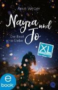 Cover-Bild zu Weber, Anke: Nayra und Jo. XL Leseprobe (eBook)