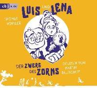 Cover-Bild zu Winkler, Thomas: Luis und Lena - Der Zwerg des Zorns