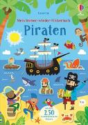 Cover-Bild zu Robson, Kirsteen: Mein Immer-wieder-Stickerbuch: Piraten