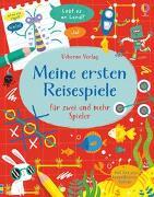 Cover-Bild zu Robson, Kirsteen: Meine ersten Reisespiele