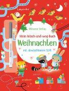 Cover-Bild zu Robson, Kirsteen: Mein Wisch-und-weg-Buch: Weihnachten