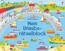 Cover-Bild zu Robson, Kirsteen: Mein Urlaubsrätselblock