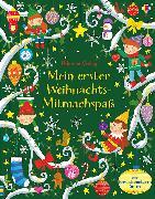 Cover-Bild zu Robson, Kirsteen: Mein erster Weihnachts-Mitmachspaß