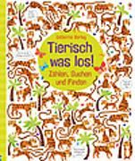 Cover-Bild zu Robson, Kirsteen: Tierisch was los!
