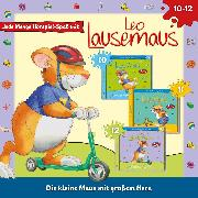 Cover-Bild zu Hargesheimer, Maren: Leo Lausemaus 3er CD-Box: Folge 10-12 (Audio Download)