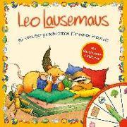 Cover-Bild zu Witt, Sophia: Leo Lausemaus - 30 lustige Minutengeschichten für beste Freunde