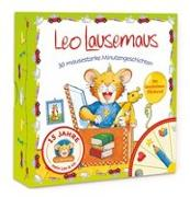 Cover-Bild zu Witt, Sophia: Leo Lausemaus - 30 mausestarke Minutengeschichten
