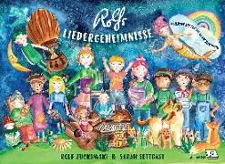 Cover-Bild zu Settgast, Sarah: Rolfs Liedergeheimnisse