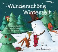 Cover-Bild zu Binder, Dagmar: Wunderschöne Winterzeit