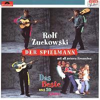 Cover-Bild zu Zuckowski, Rolf: Der Spielmann. 2 CDs