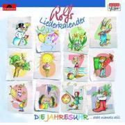 Cover-Bild zu Zuckowski, Rolf (Solist): Die Jahresuhr - Rolfs klingender Liederkalender