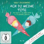 Cover-Bild zu Zuckowski, Rolf: ACH DU MEINE TÜTE (MUSICAL + 14 GRUNDSCHULLIEDER)