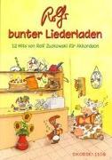 Cover-Bild zu Zuckowski, Rolf: Rolfs bunter Liederladen