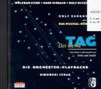 Cover-Bild zu Zuckowski, Rolf: Der kleine Tag. Die Orchester-Playbacks. CD