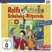 Cover-Bild zu Zuckowski, Rolf: Rolfs neue Schulweg-Hitparade. CD + DVD