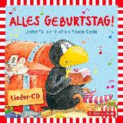 Cover-Bild zu Zuckowski, Rolf (Gespielt): Alles Geburtstag! Lieder-CD