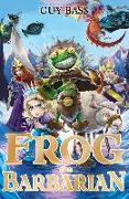 Cover-Bild zu Bass, Guy: Frog the Barbarian (eBook)