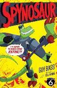 Cover-Bild zu Bass, Guy: Spynosaur (eBook)