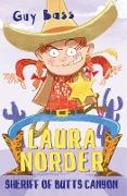 Cover-Bild zu Bass, Guy: Laura Norder, Sheriff of Butts Canyon (eBook)