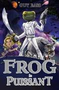 Cover-Bild zu Guy Bass, Bass: Frog le puissant (eBook)