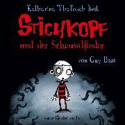 Cover-Bild zu Bass, Guy: Stichkopf und der Schausalfinder (Audio Download)