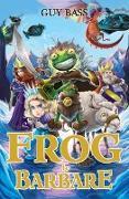Cover-Bild zu Guy Bass, Bass: Frog le barbare (eBook)