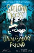 Cover-Bild zu Bass, Guy: Skeleton Keys: The Unimaginary Friend (eBook)