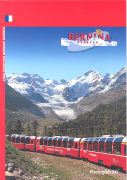 Cover-Bild zu Bernina Express Guide Touristique