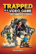 Cover-Bild zu Brady, Dustin: Trapped in a Video Game: The Complete Series (eBook)