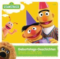 Cover-Bild zu Bones, Antje: Sesamstraße Geburtstags-Geschichten