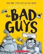 Cover-Bild zu Blabey, Aaron: The Bad Guys in Intergalactic Gas (the Bad Guys #5), 5
