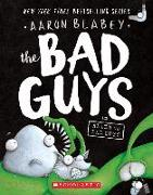 Cover-Bild zu Blabey, Aaron: The Bad Guys in Alien Vs Bad Guys (the Bad Guys #6), 6