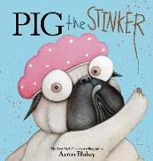 Cover-Bild zu Blabey, Aaron: Pig the Stinker