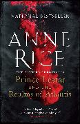 Cover-Bild zu Rice, Anne: Prince Lestat and the Realms of Atlantis (eBook)