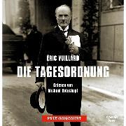 Cover-Bild zu Vuillard, Éric: Die Tagesordnung (Ungekürzte Lesung) (Audio Download)