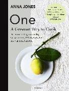 Cover-Bild zu Jones, Anna: ONE - A Greener Way to Cook