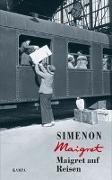 Cover-Bild zu Simenon, Georges: Maigret auf Reisen