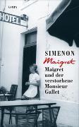 Cover-Bild zu Simenon, Georges: Maigret und der verstorbene Monsieur Gallet