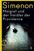 Cover-Bild zu Simenon, Georges: Maigret und der Treidler der Providence