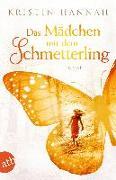 Cover-Bild zu Hannah, Kristin: Das Mädchen mit dem Schmetterling