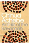 Cover-Bild zu Achebe, Chinua: Anthills of the Savannah (eBook)