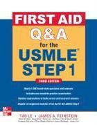 Cover-Bild zu First Aid Q&A for the USMLE Step 1 von Le, Tao
