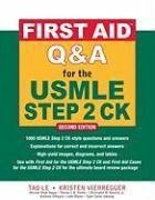 Cover-Bild zu First Aid Q&A for the USMLE Step 2 CK von Le, Tao